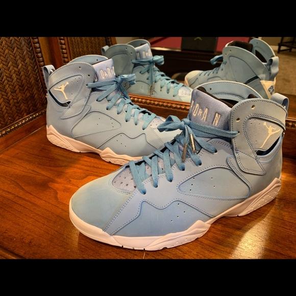 Jordan Shoes   Air Jordan 7 Retro Unc